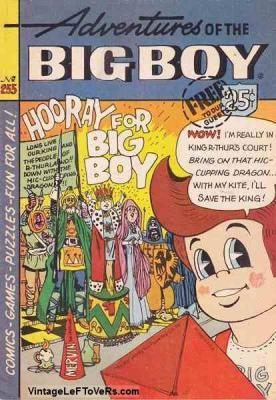 Adventures of the BIG BOY #255 Jul 1978 Vintage Comic Book