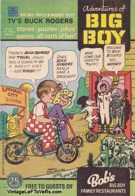 Adventures of the BIG BOY #270 Oct 1979 Vintage Comic Book