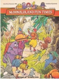 McDonaldland Fun Times Vol 2 No 4 Summer 1981 Magazine for Children Vintage
