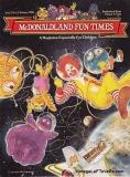 McDonaldland Fun Times Vol 3 No 2 Winter 1981 Magazine for Children Vintage