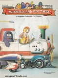 McDonaldland Fun Times Vol 4 No 4 Summer 1983 Magazine for Children Vintage