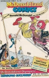 McDONALDLAND COMICS No. 102, 1976, RONALD McDONALD and ALL HIS PALS