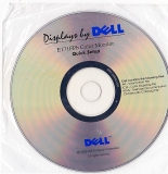 Dell OEM Reinstallation CDs – Microsoft Windows XP Professional w/ Service Pack 3 & Color Monitor Set-Up CD