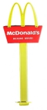 1974 Playskool McDonald's Playset Sign ONLY