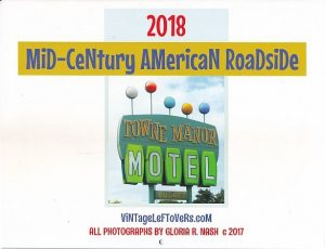 Twentieth Century America 2018 wall calendar