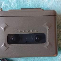 Vintage Leftoversrare Panasonic Rq Cassette Player Recorder With Stereo Fm Am Radio Vintage Leftovers